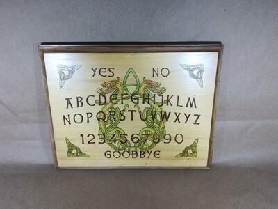 Celtic Dragons Ouija Board