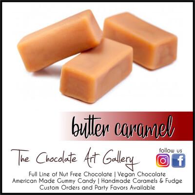 Butter Caramels (1 lb)