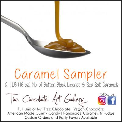 Caramel Sampler (1 lb)
