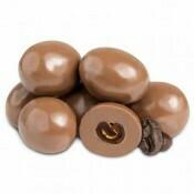 Espresso Beans Covered in Milk Chocolate