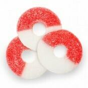 Cherry Gummy Rings (16 oz)