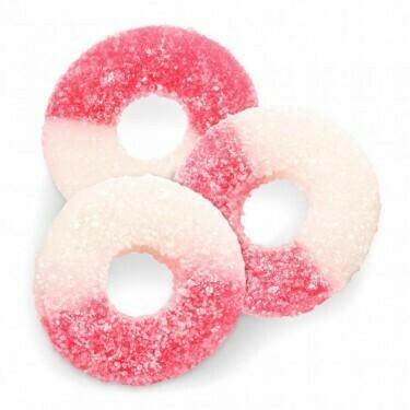 Watermelon Gummy Rings (16 oz)