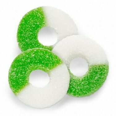 Apple Gummy Rings (16 oz)