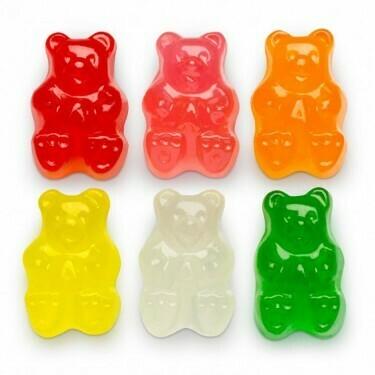 Sugar Free Gummy Bears (16 oz)