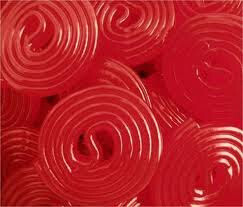 Red Licorice Swirls (16 oz)