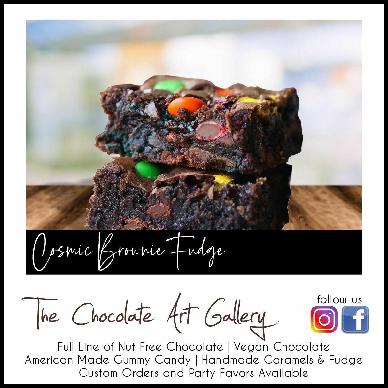 Handmade Cosmic Brownie Fudge (8 oz)