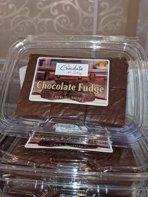 Chocolate Fudge (12 oz)