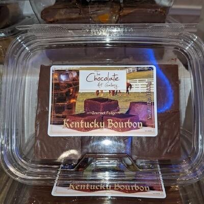 Kentucky Bourbon Fudge (12 oz)