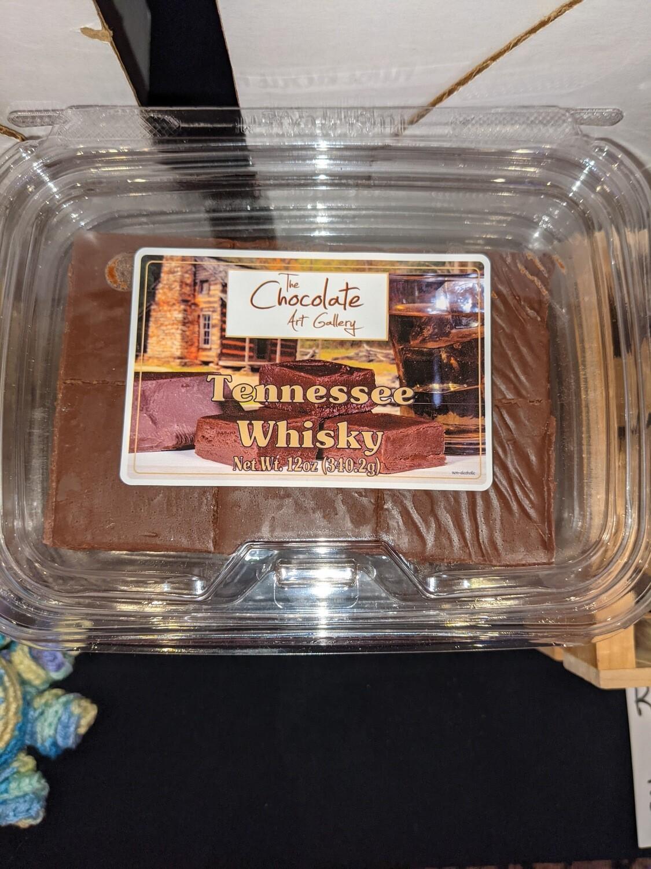 Tennessee Whiskey Fudge (12 oz)