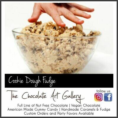 Cookie Dough Fudge (12 oz)