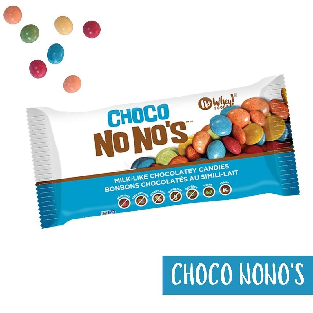 Chocolate No No's