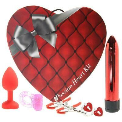 Frisky  Heart Kit