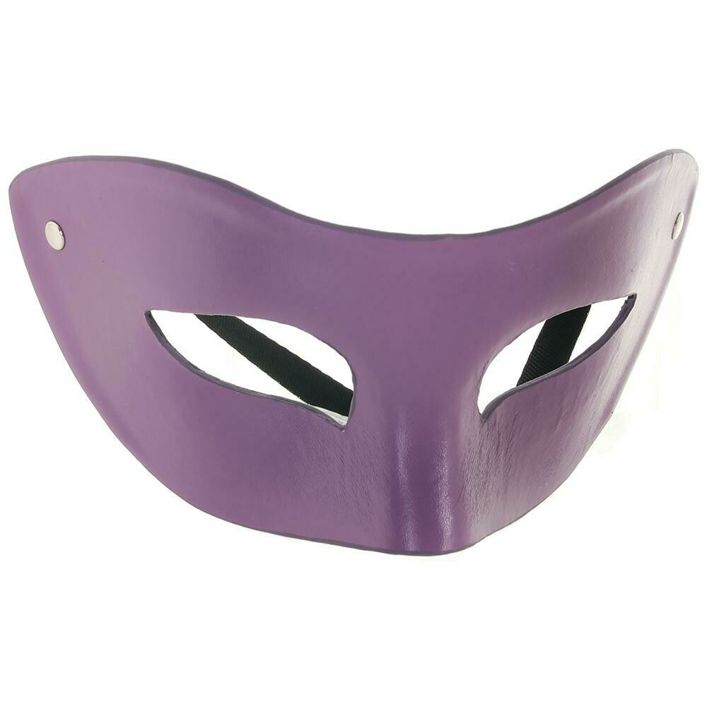 Erotic Cocktail Mask in Purple