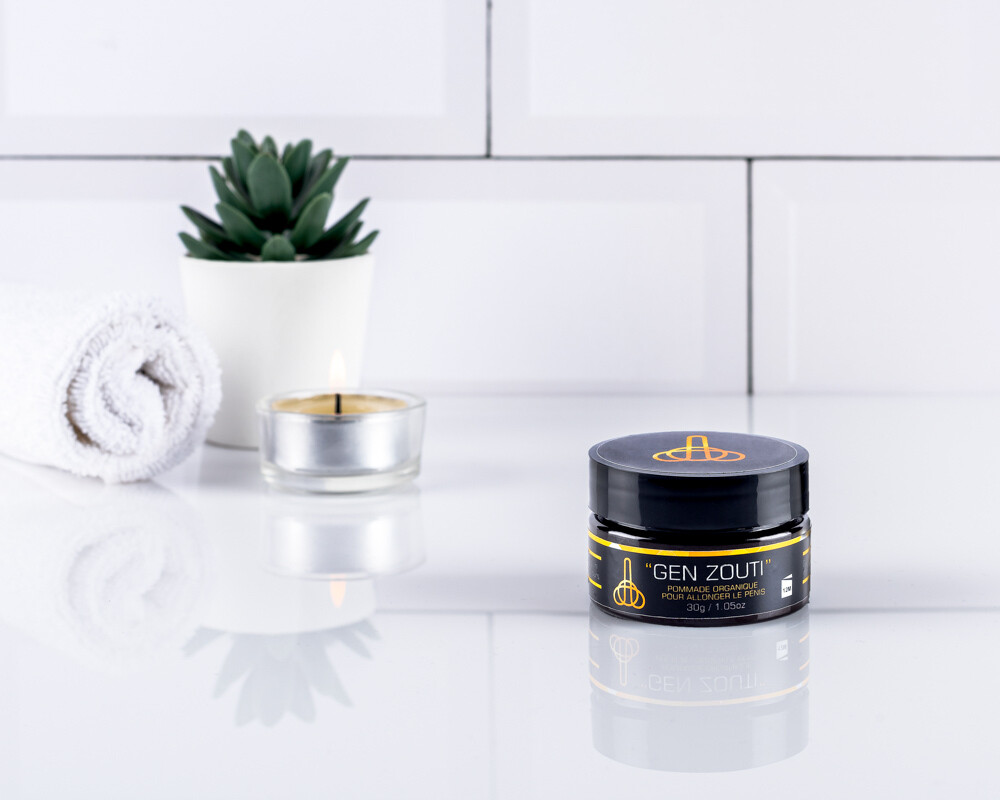 Gen Zouti Natural Penis Enlargement Cream   (Be The Man You Want To Be)