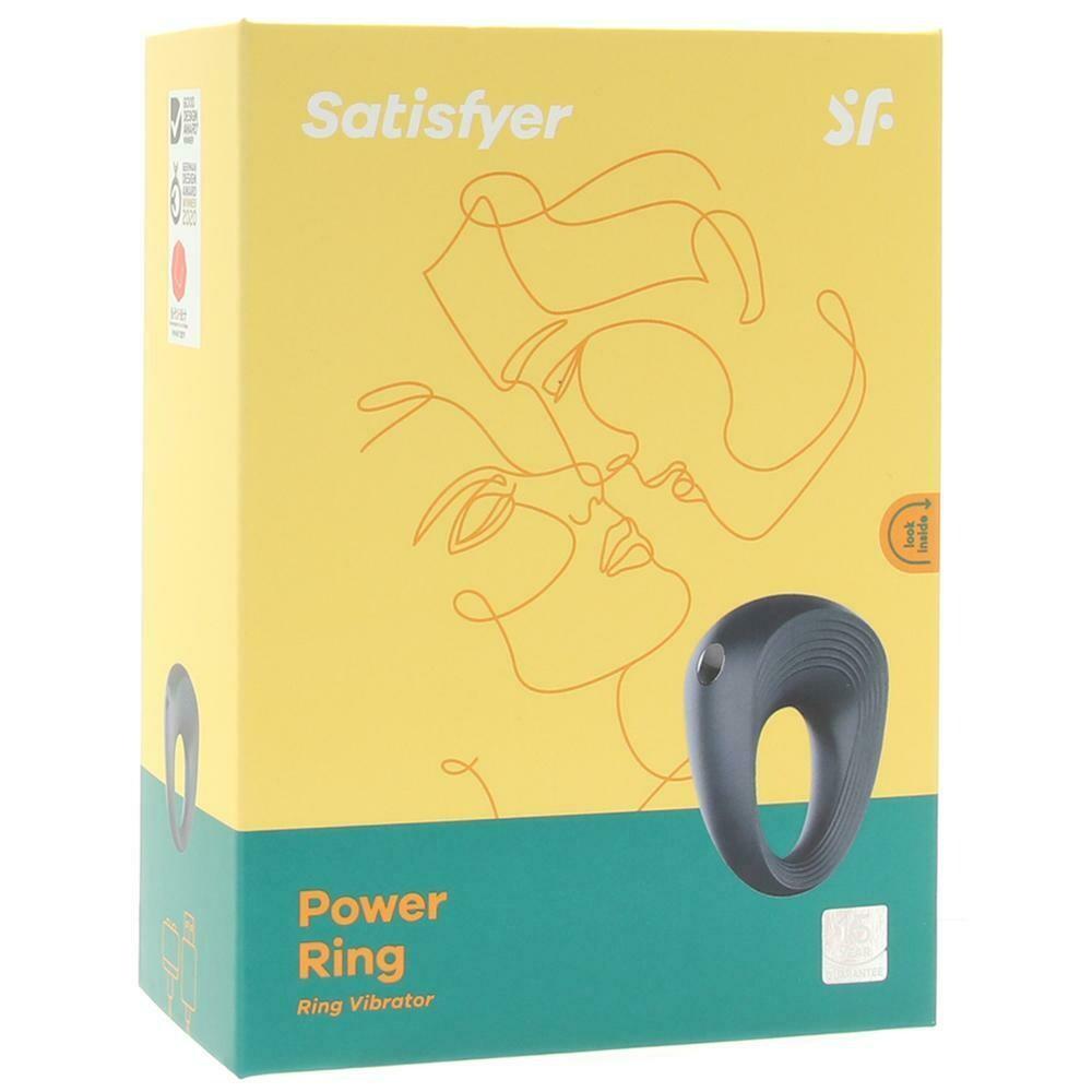 Satisfyer Power Ring Vibrator