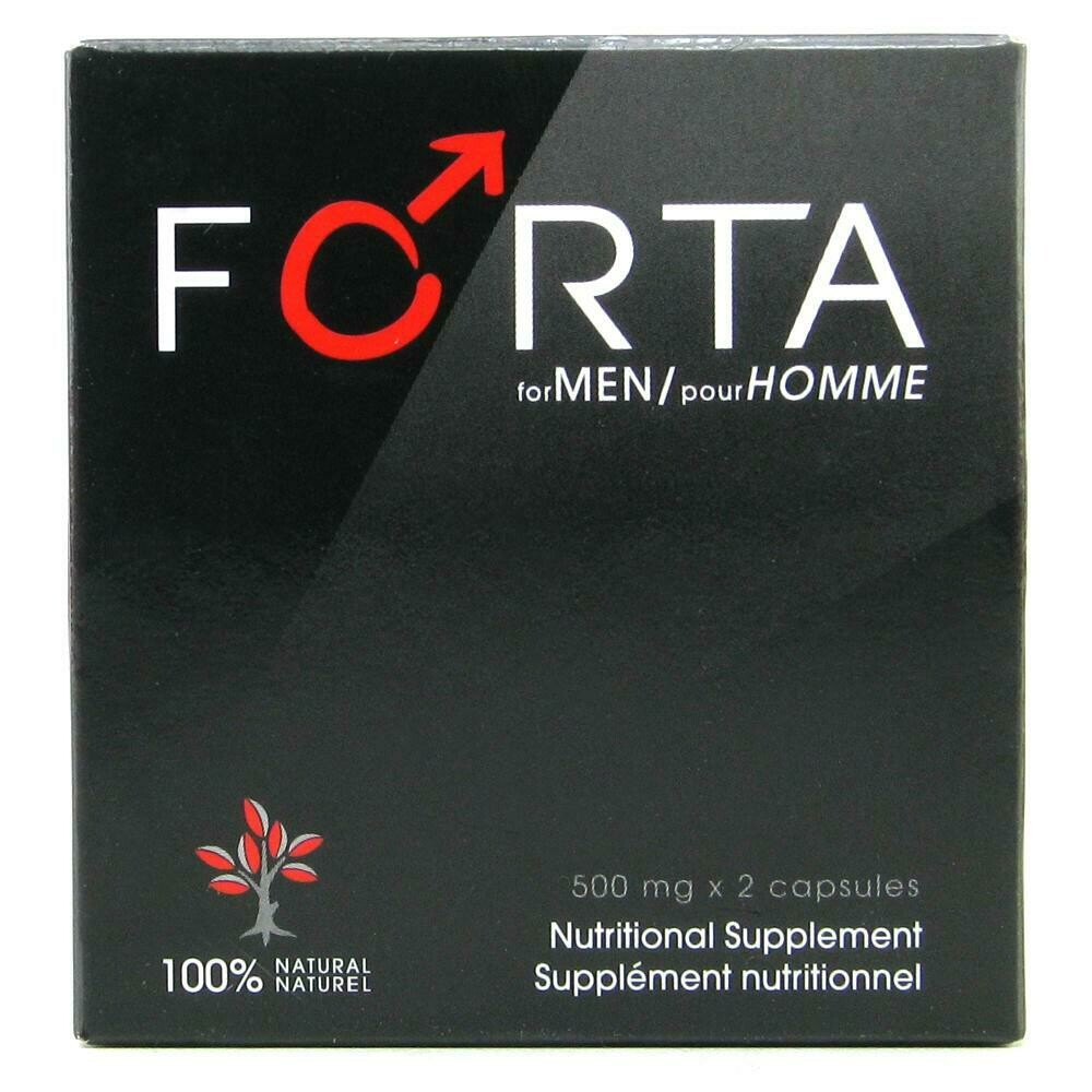 Forta for Men Enhancing Supplement 2 Pack