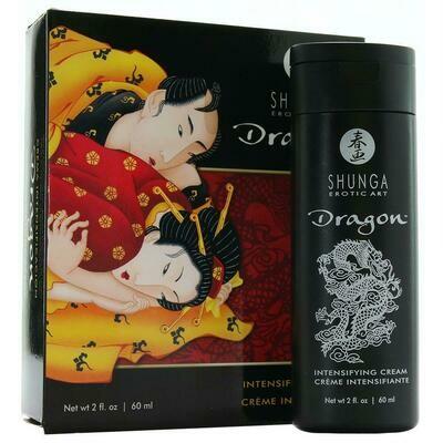 Dragon Virility Cream 2oz/59ml - Regular