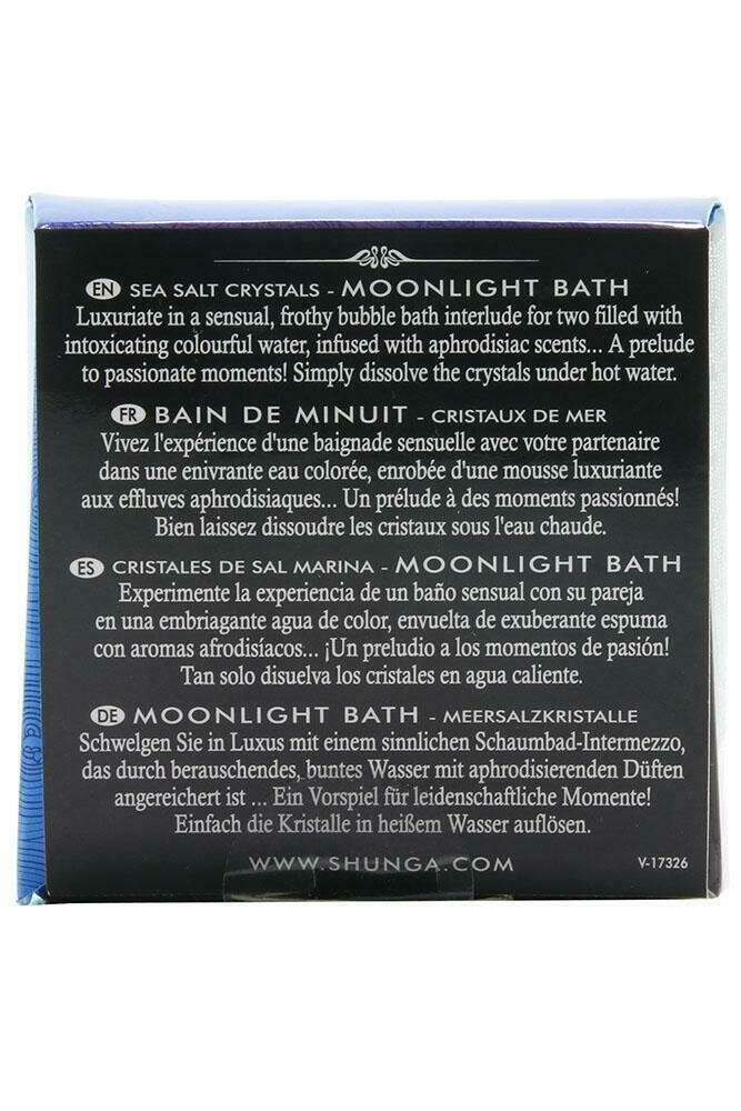 Moonlight Sea Salt Bath Crystals 2.6