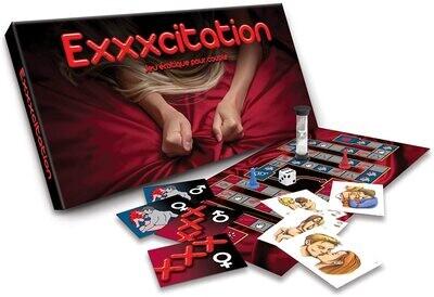 JEU POUR COUPLE - EXXXCITATION