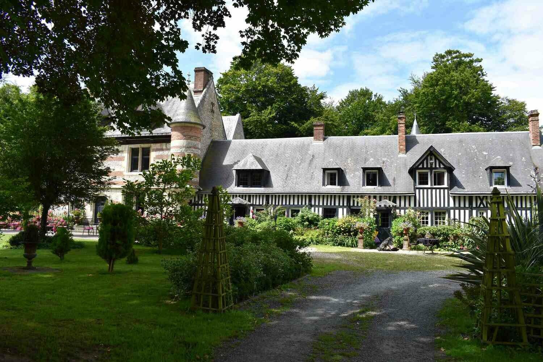 A Vendre chateau Etretat Normandie