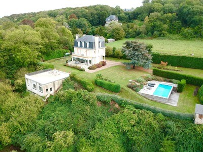 A Vendre Villa Vue Mer Deauville