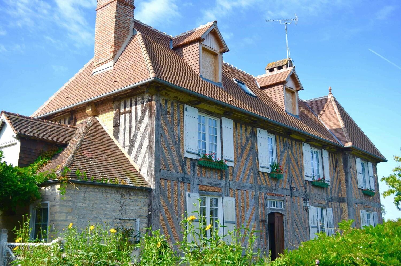 A Vendre Manoir Normand Livarot