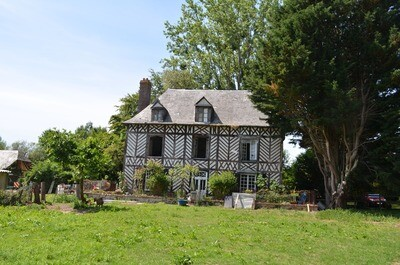 Vendu Manoir Normand