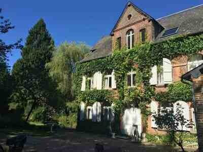 Vendu Manoir Deauville
