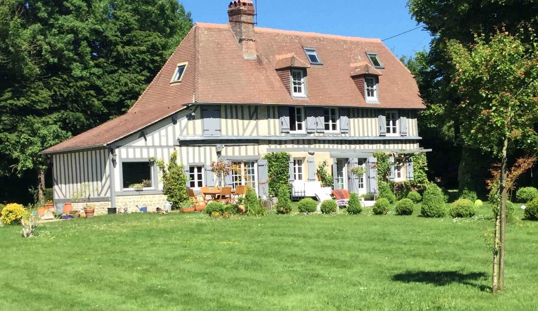 A Vendre Maison Normande Proche Deauville