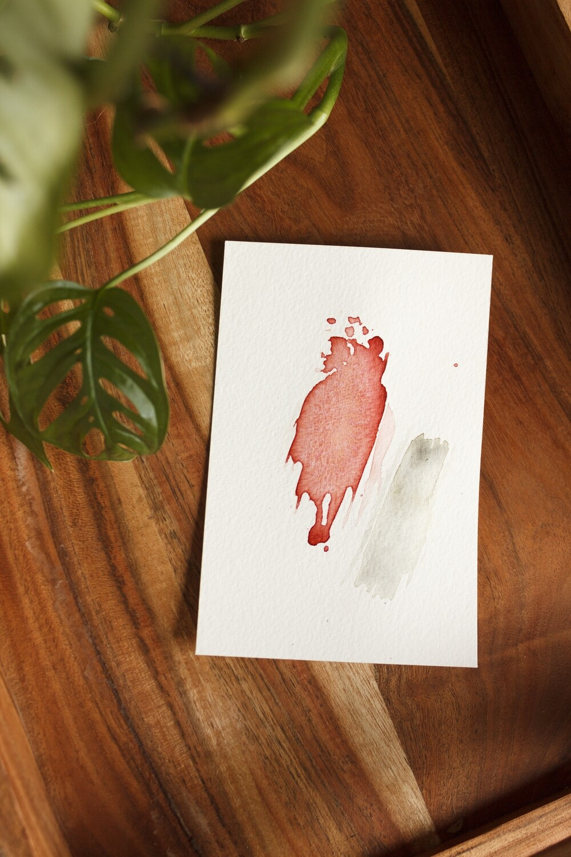 Mini Collection Watercolor