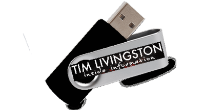 Inside Information - USB Swing Drive
