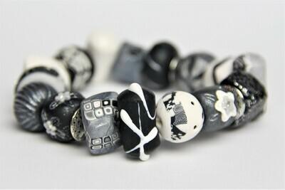 Black+White Chunky