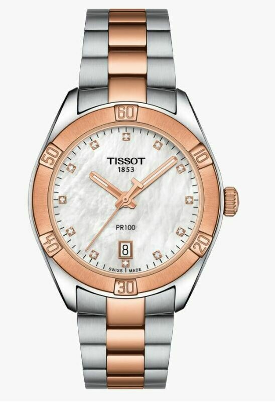 Tissot PR 100 Sport Chic