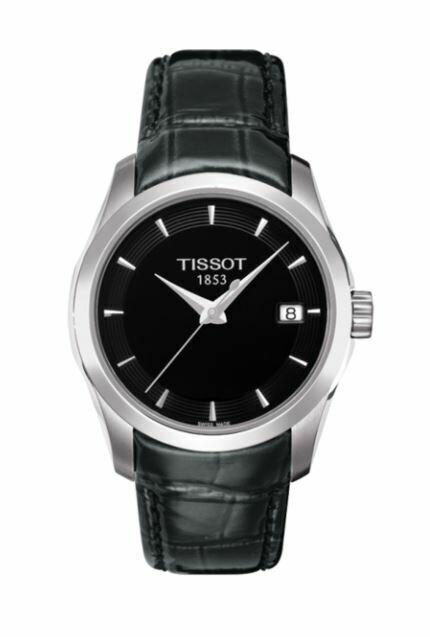 Tissot T-Classic Couturier Lady