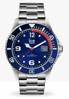 Ice Watch ICE Steel - Blue Silver Medium