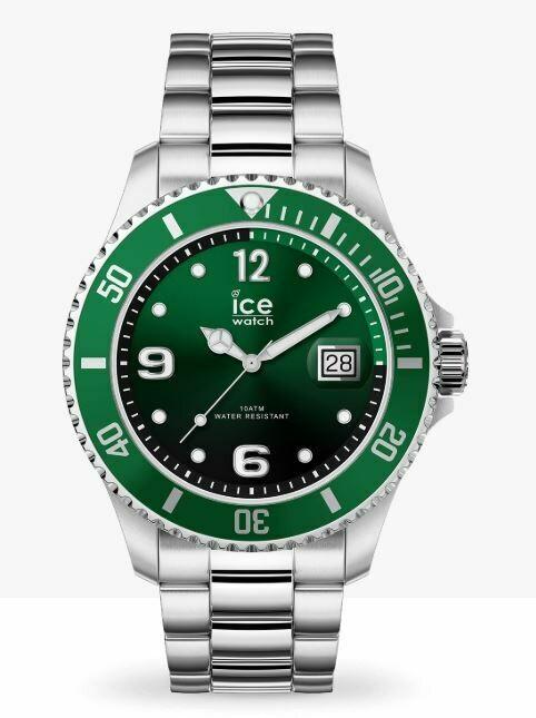 Ice Watch ICE Steel - Green Silver Medium