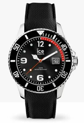 Ice Watch ICE Steel - Black Large