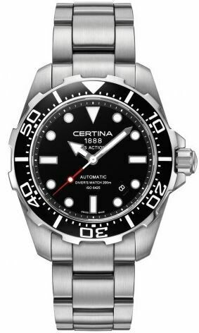 Certina DS Action Diver's Watch
