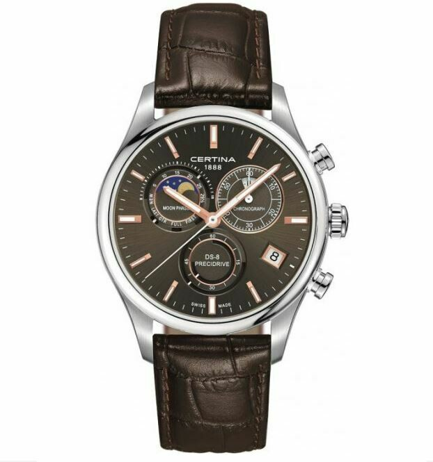 Certina DS - 8 Chronograph Mond Phase