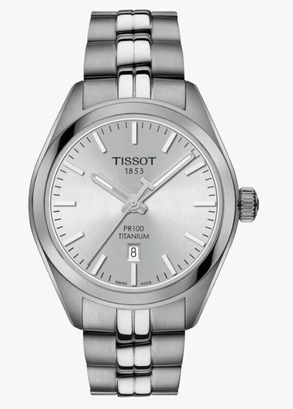 Tissot PR 100 Titanium Quartz Lady