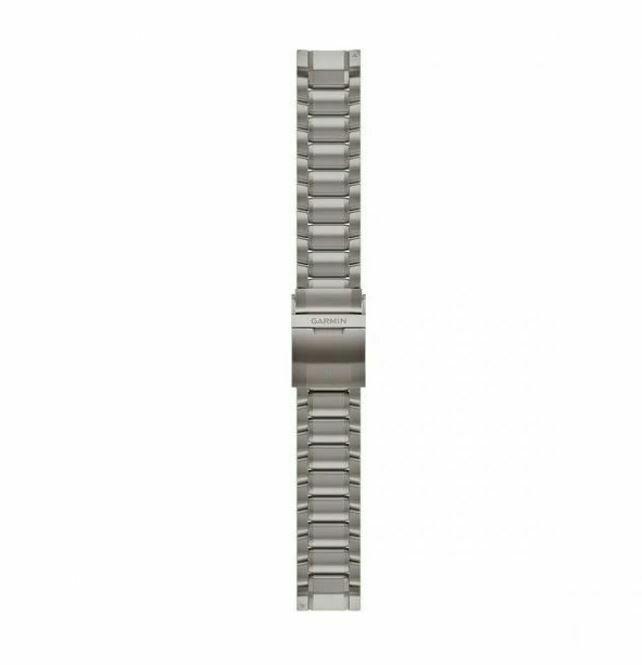 Garmin QuickFit Armband aus Titan 22mm