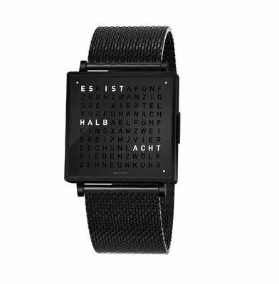 Armbanduhr Qlocktwo W35 Deutsch
