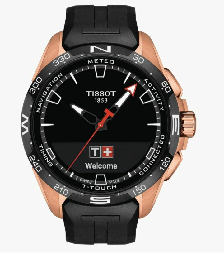 Tissot T-Touch Connected Solar