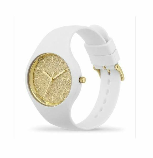 Ice Watch - ICE Glitter Yellow Gold Small