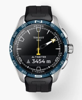 Tissot T-Touch Connected Solar Jungfraubahn Swiss Edition