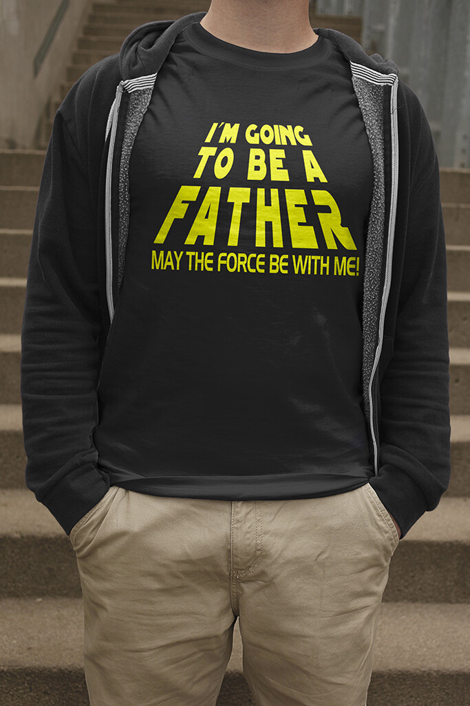 """T-Shirt """"May the Force..."""""""