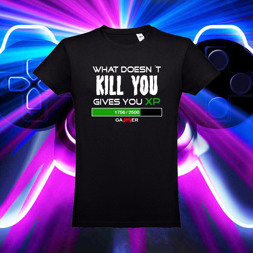 """T-Shirt """" GAMER XP"""""""