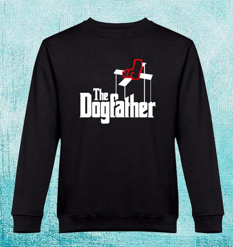 """Sweatshirt """"The DogFather"""""""