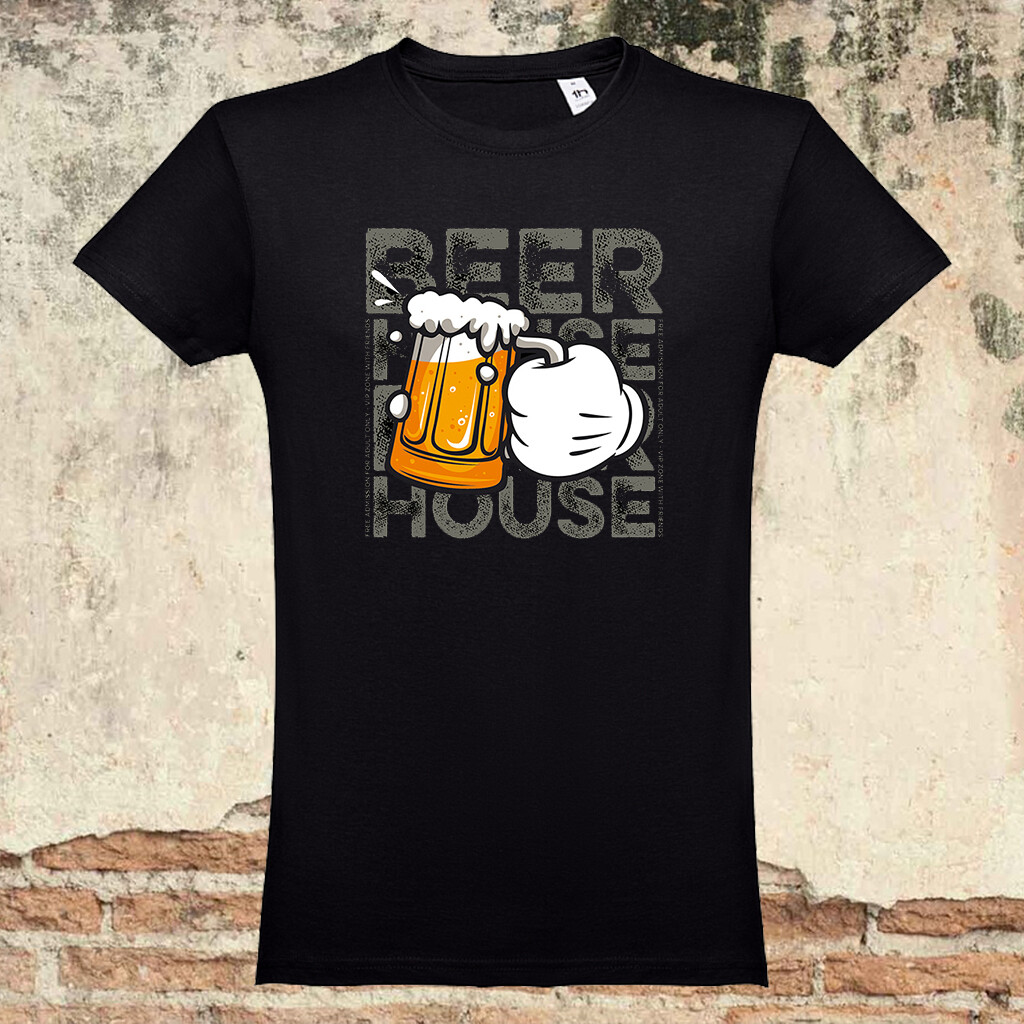"""T-Shirt """"Beer House"""""""