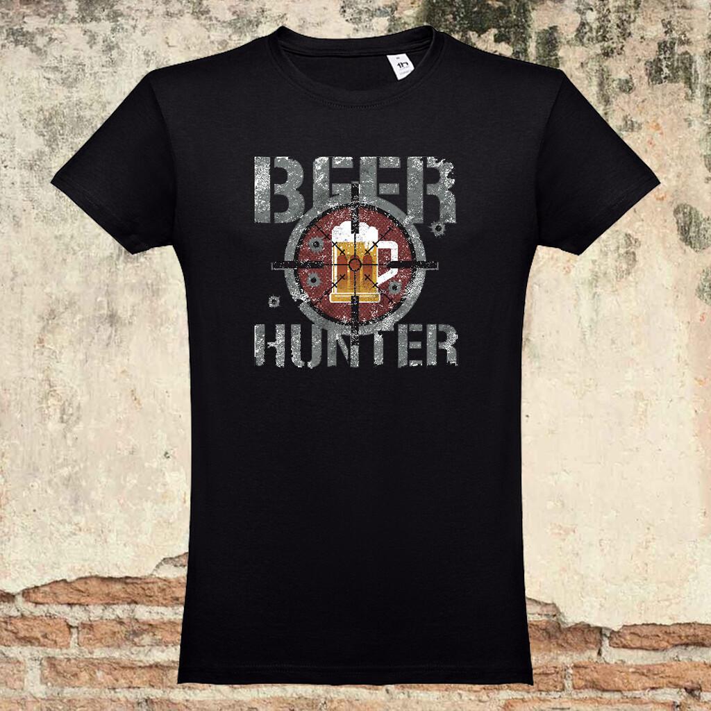 "T-Shirt ""Beer Hunter"""